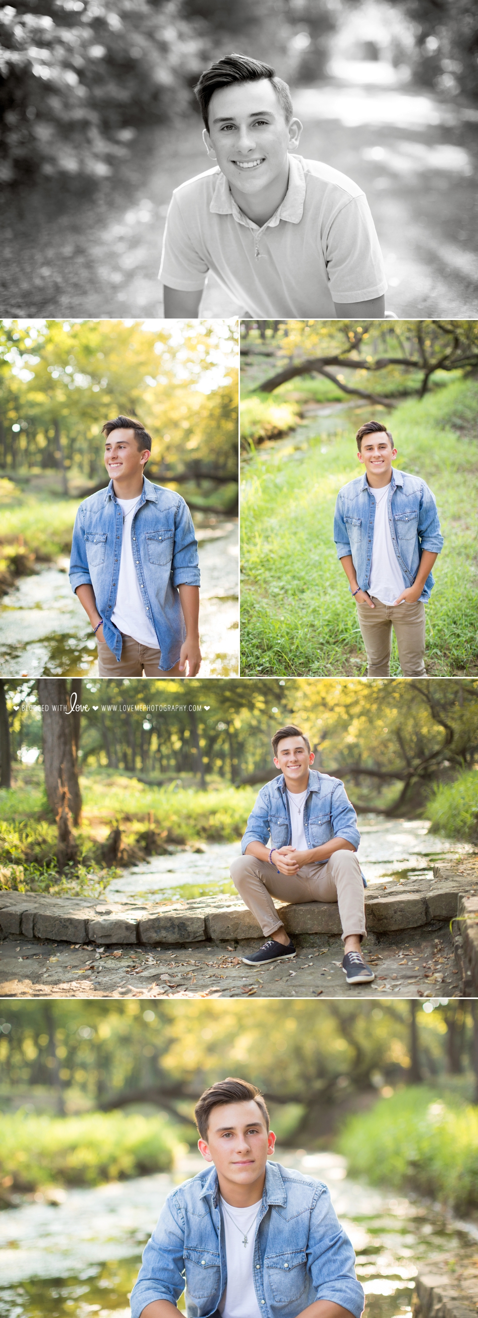 Argyle Senior Portrait Photographer | Love, Me Photography