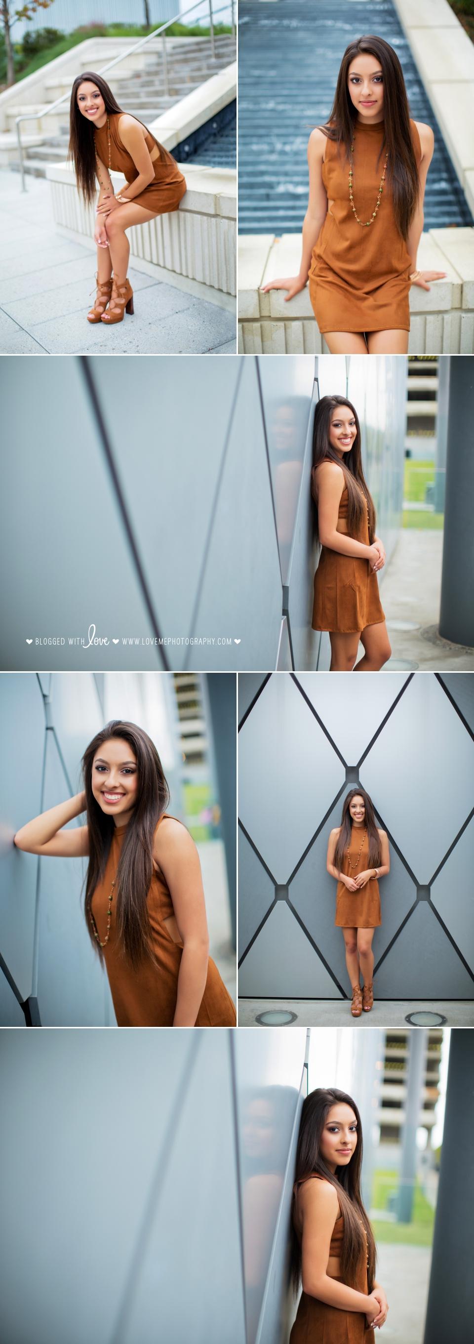 Madison's Senior Portrait Session in Dallas | Love, Me Photography | Dallas senior portrait photographer