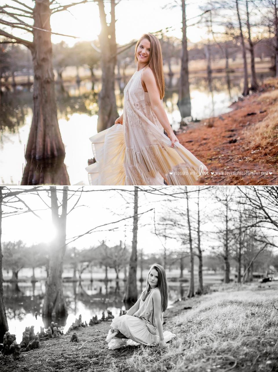 Ashlyn's Senior Portrait Session | Love, Me Photography | Dallas Fort Worth senior portrait photographer