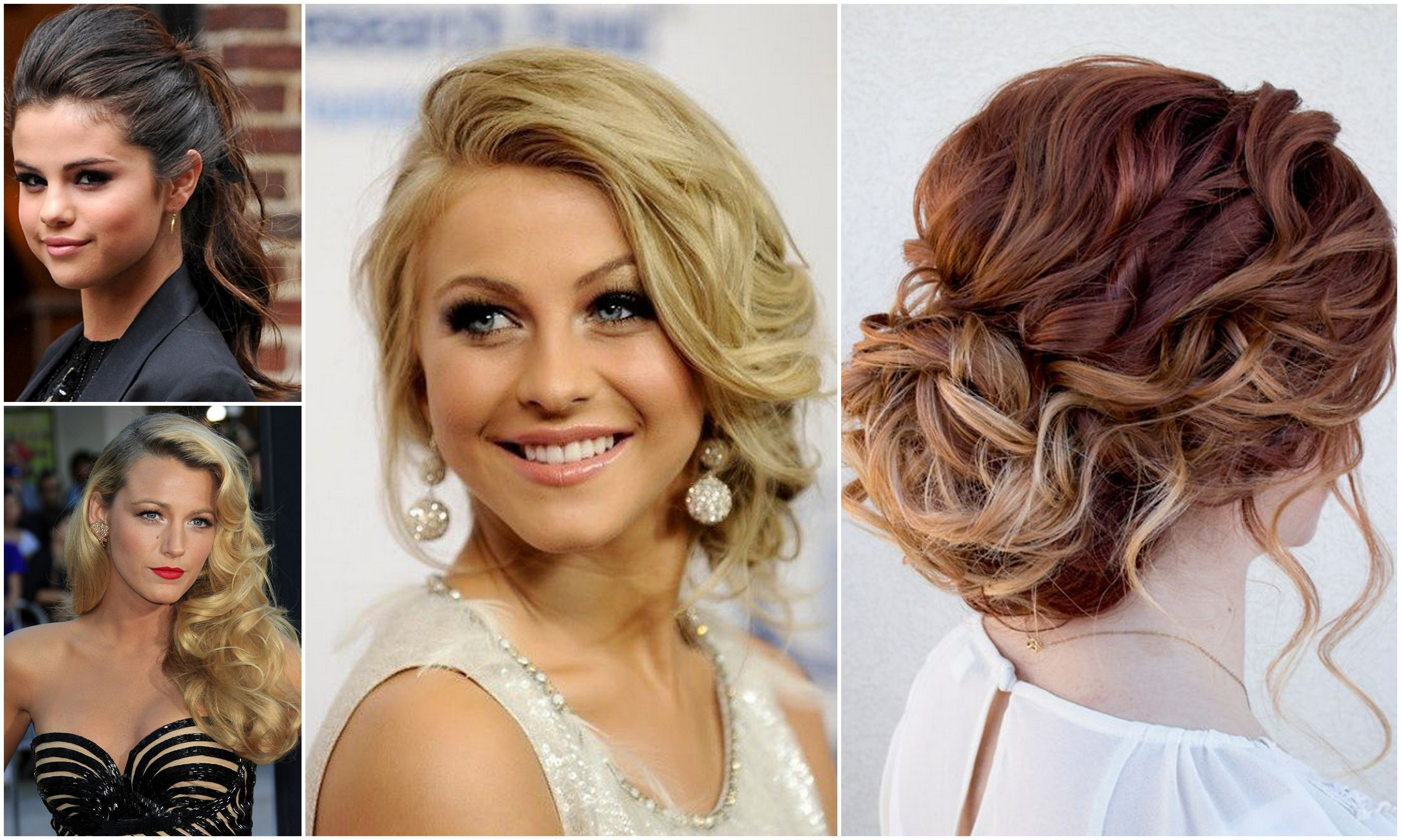 prom-spiration: hair and makeup ideas - love, me photography